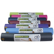 Yoga-Mad Warrior II Mat 4mm Purple