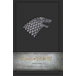 House Stark (Game of Thrones) Hardcover Ruled Journal - Image 2