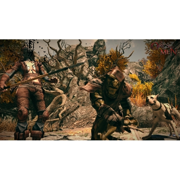 Of Orcs and Men Game Xbox 360 - Image 5