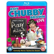 Roy Chubby Brown Live Pussy & Meatballs Blu-ray