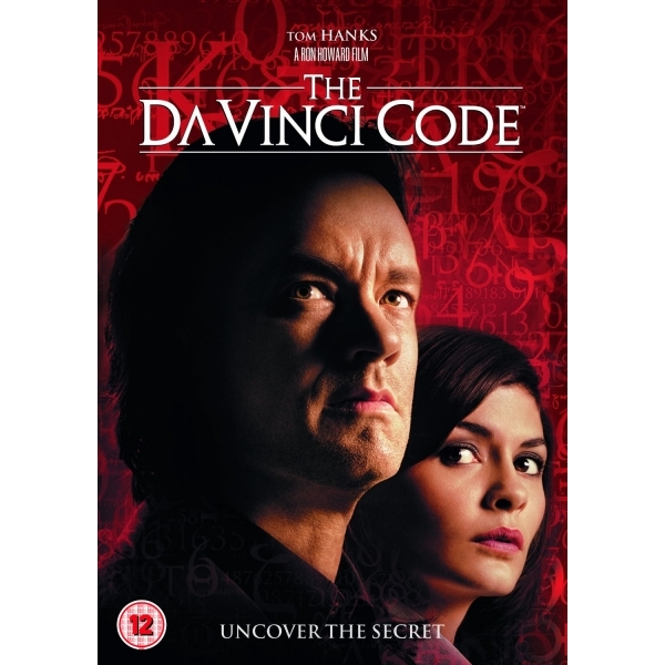 The Da Vinci Code DVD