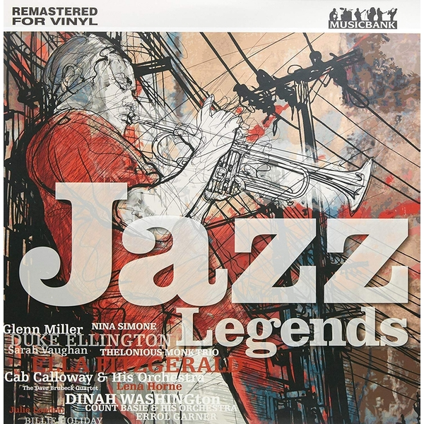 Jazz Legends Vinyl