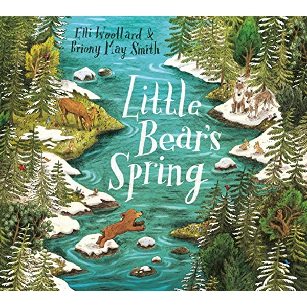 Little Bear's Spring  Paperback / softback 2019