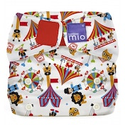 Bambino Mio Miosolo Circus Time Reusable Nappy