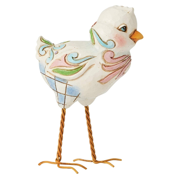 Standing Chick Mini Figurine