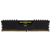 Corsair CMK8GX4M2A2133C13 Vengeance LPX 8GB (2x4GB) DDR4 2133Mhz CL13 XMP 2.0 High Performance Desktop Memory Kit, Black