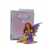 Fairy Enchantment Lilac Figure