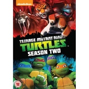 Teenage Mutant Ninja Turtles: Season Two DVD
