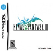 Final Fantasy III 3 Game DS (#)