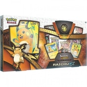 Ex-Display Pokemon TCG: Shining Legends Raichu-GX Special Collection Box Used - Like New