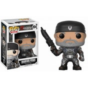 Ex-Display Marcus Fenix Old Man (Gears of War) Funko Pop! Vinyl Figure Used - Like New