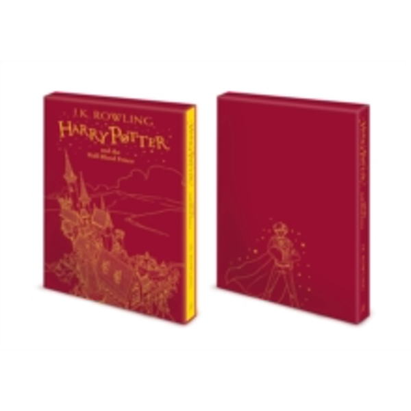 Harry Potter and the Half-Blood Prince (Harry Potter Slipcase Edition) Paperback