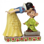 Sweetest Farewell Snow White & Dopey (Classic Disney) Disney Traditions Figurine