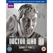 Doctor Who Series 7 Part 1 Weeping Angels Limited Edition Blu-ray