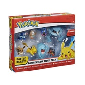 Pokemon Battle 8 Figure Multipack