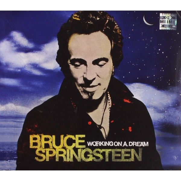 Bruce Springsteen - Working On a Dream CD