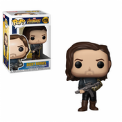 Bucky With Weapon (Infinity War) Funko Pop! Vinyl Figure #418