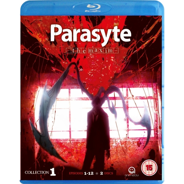 Parasyte The Maxim Collection 1 (Episodes 1-12) Blu-ray