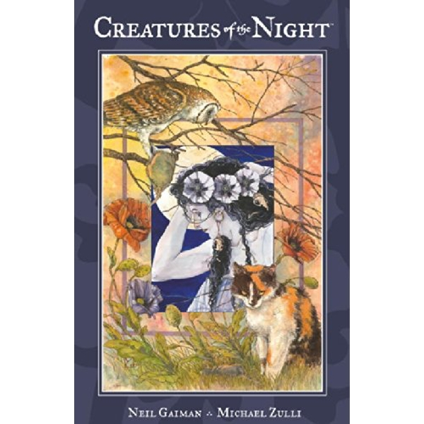 Creatures Of The Night Hardcover