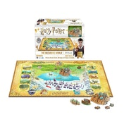 Harry Potter Wizarding World - 4D Cityscape Jigsaw Puzzle