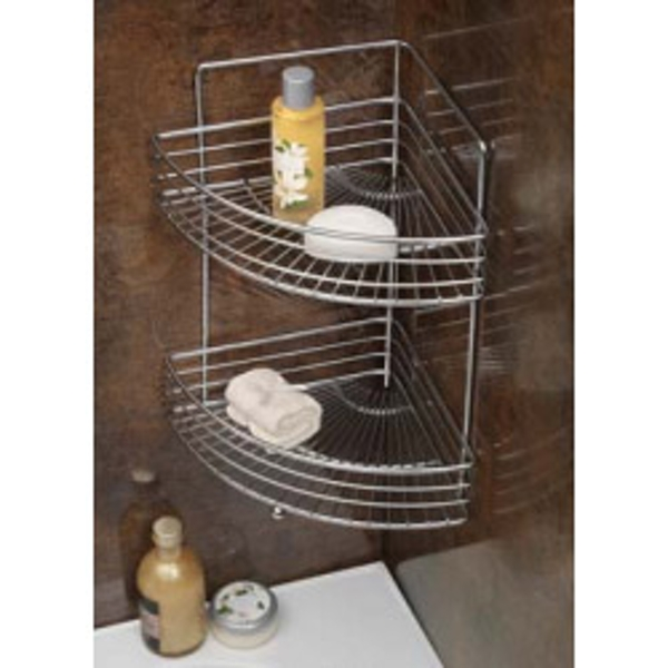 SupaHome Bath Corner Shelf