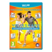 Your Shape Fitness Evolved 2013 Game Wii U