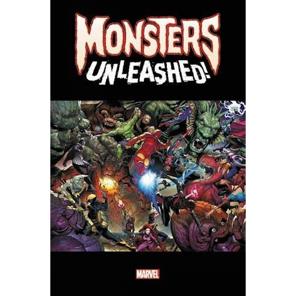 Monsters Unleashed  Paperback / softback 2018