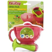 Nuby Garden Fresh Steam N Mash