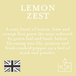 Lemon Zest (Pastel Collection) Votive Candle - Image 3