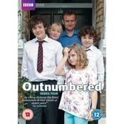 Outnumbered Series 4 DVD