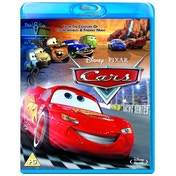 Disney Pixar Cars Blu-Ray