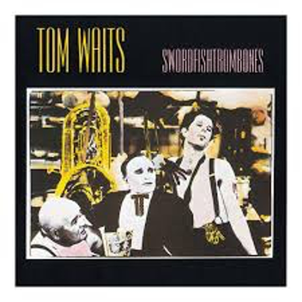Tom Waits ‎– Swordfishtrombones Vinyl