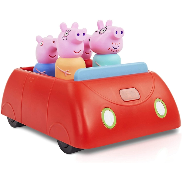 Peppa's Clever Car Playset