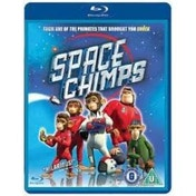 Space Chimps Blu-Ray Rental Blu-Ray