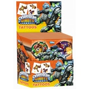 Skylanders Tattoos Case of 36