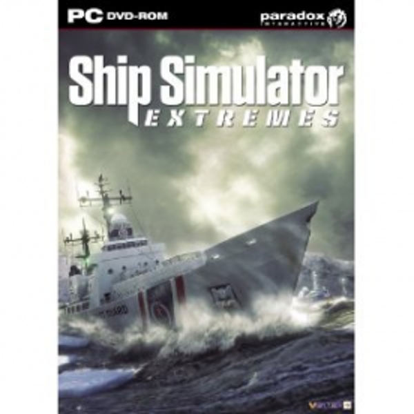 Ship Simulator Extremes Game PC