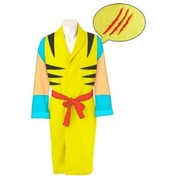 Marvel Comics Wolverine Robe (Yellow)