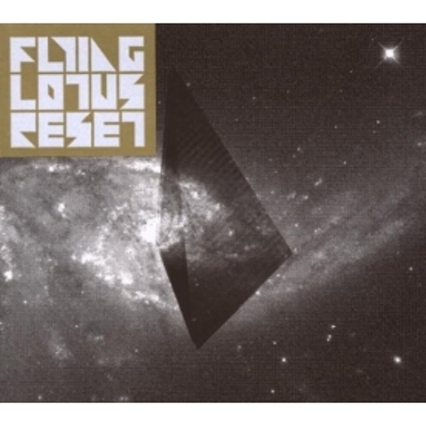 Flying Lotus - Reset EP CD
