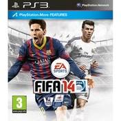FIFA 14 Game PS3 (Includes pre-order 4 FUT Gold Packs Bonus)