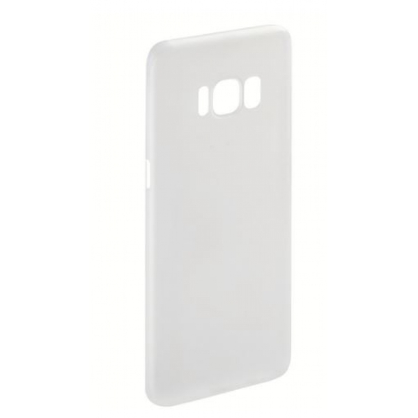 "Hama ""Ultra Slim"" Cover for Samsung Galaxy S8, white"