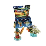 Cragger (Legends of Chima) Lego Dimensions Fun Pack