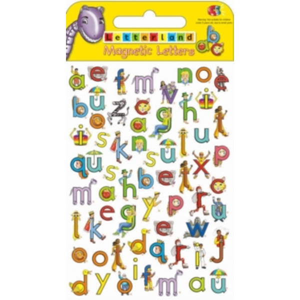 New Magnetic Letters