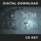 Don't Starve Game PC CD Key Download for Steam