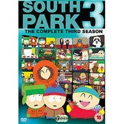 South Park Season 3 DVD