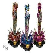 Dragon (Pack Of 3) Pens & Holders