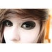 Black Out 1 Day Halloween Coloured Contact Lenses (MesmerEyez XtremeEyez) - Image 6