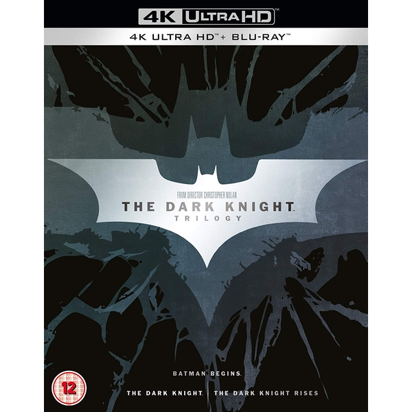 Dark Knight Trilogy 4K UHD Blu-ray