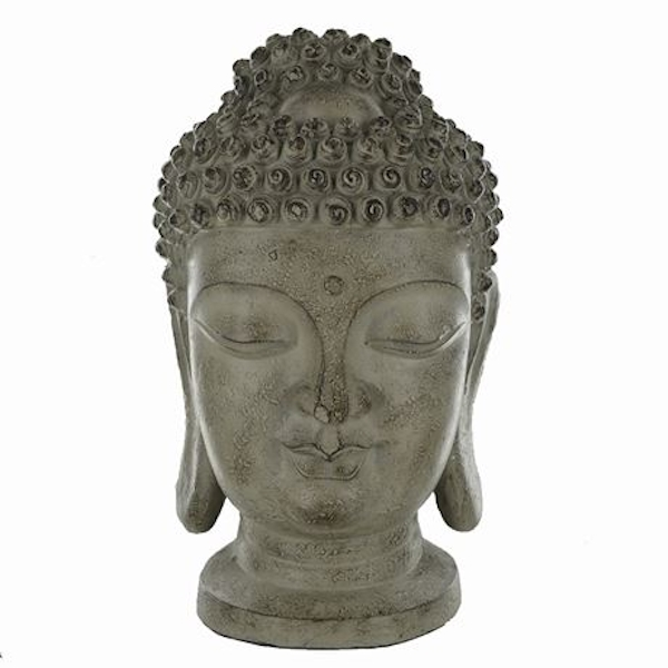 Buddha Head Large Sculpture 40cm