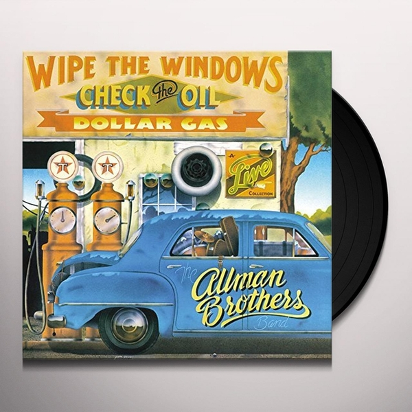The Allman Brothers Band - Wipe The Windows, Check The Oil, Dollar Gas Vinyl
