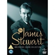 The James Stewart Hollywood Legend Collection DVD